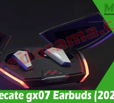 Hecate Gx07 Earbuds (Aug) Check Product Details Below!