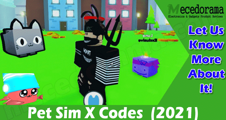 All Information Pet Sim X Codes