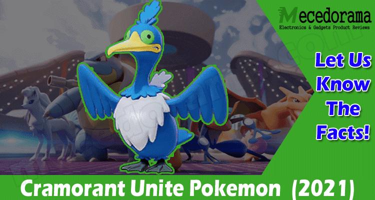 latest news Cramorant Unite Pokemon