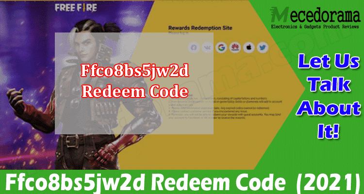 Latest Information Ffco8bs5jw2d Redeem Code